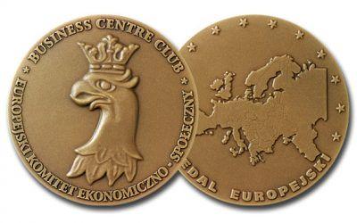 Medal Europejski po raz trzeci – Firma bez ryzka.